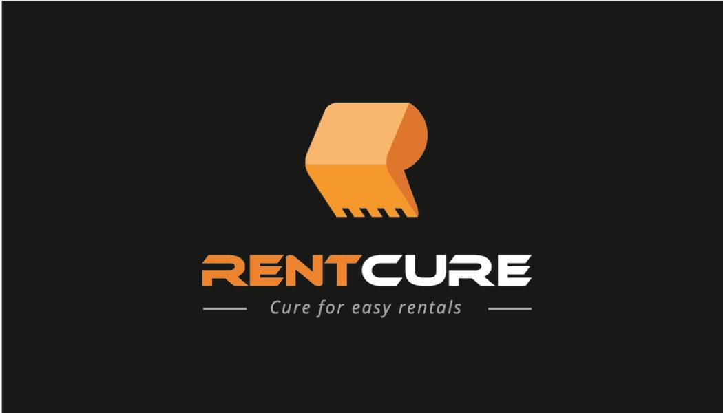 rentcure-business-card-design